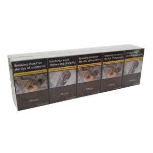 ICI Officials Cigarettes Superkings Carton 1